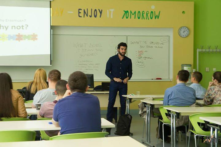 Adriano Difronzo na konferenciji