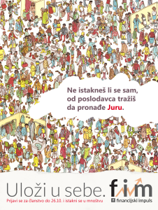 fim plakat regrutacija 2015